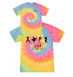 Limited Edition TGS Adults Tie Dye T-shirt
